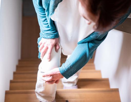 膝の痛みの症状