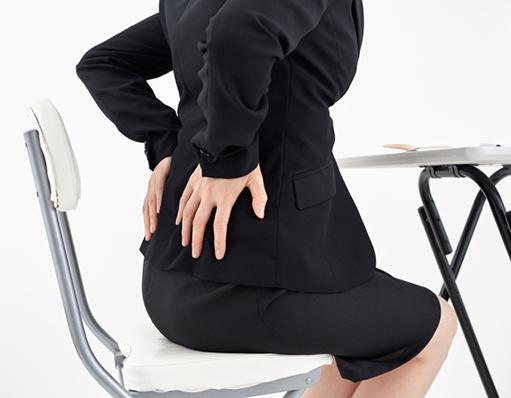 腰の痛みの症状